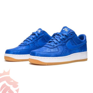 "Nike Air Force 1 Low x CLOT ""Game Royal"" is a Game Changer"