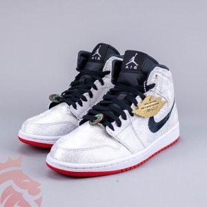 Jordan 1 Mid SE Fearless Edison Chen CLOT Dropping in time for Christmas and Chinese New Year