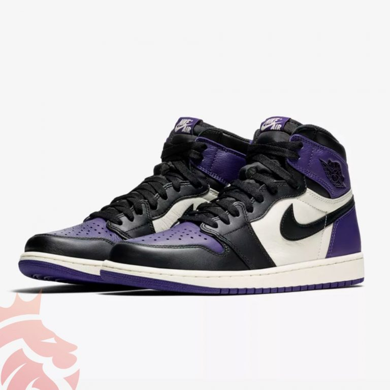 Air Jordan 1 'Court Purple' High OG