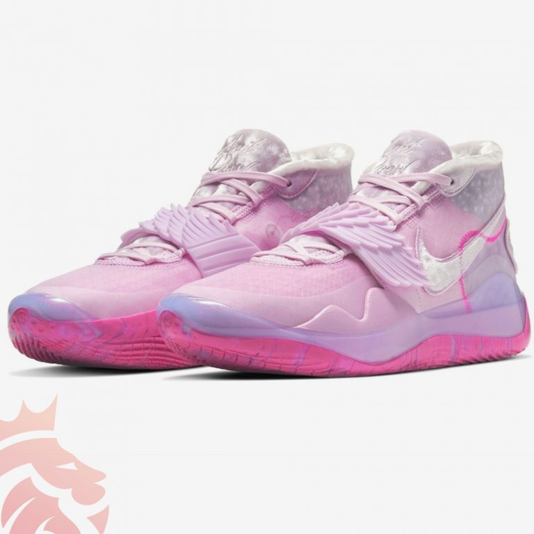 Nike KD 12 What The Aunt Pearl