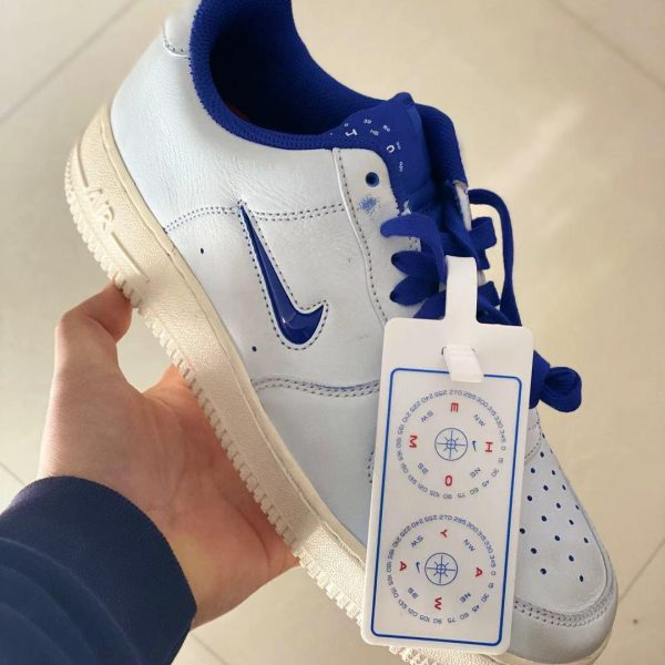 "Nike Air Force 1 Low Jewel ""HOME and AWAY"""