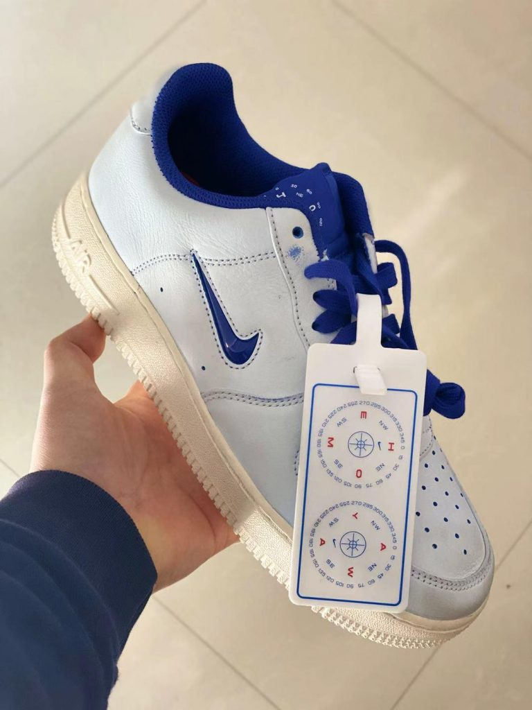 Air force 1 low jewel