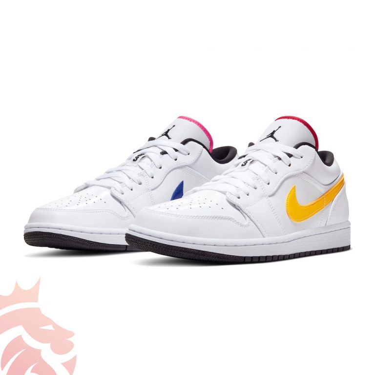 Nike Air Jordan 1 Low Multi-Color copy