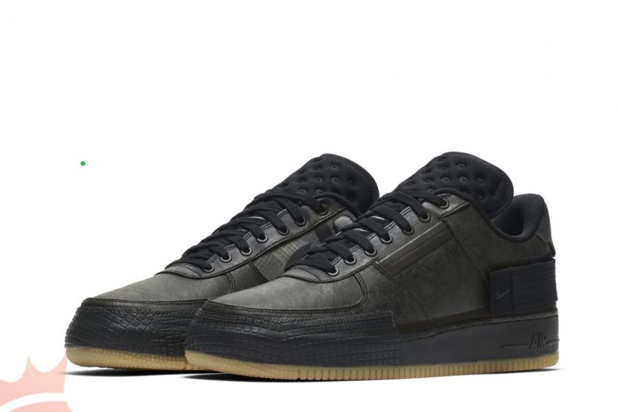 "Nike Air Force 1 Type ""Anthracite"""