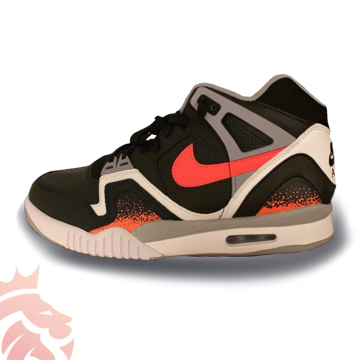 "Nike Air Tech Challenge 2 ""Black Lava"""