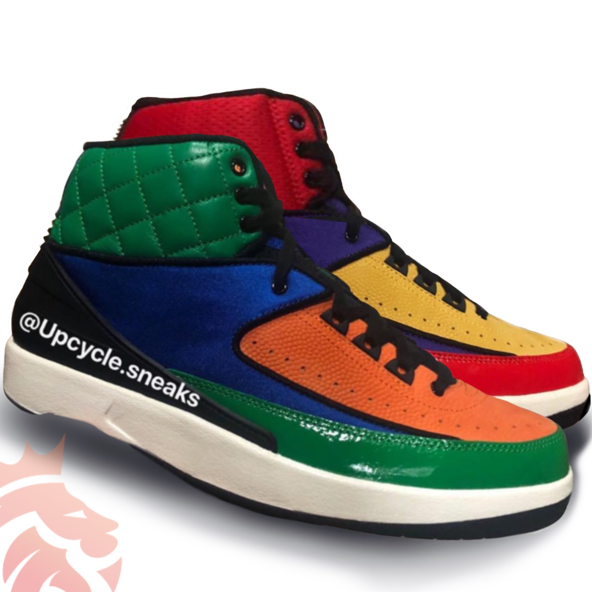 Multicolored WMNS ‪Air Jordan 2 Retro