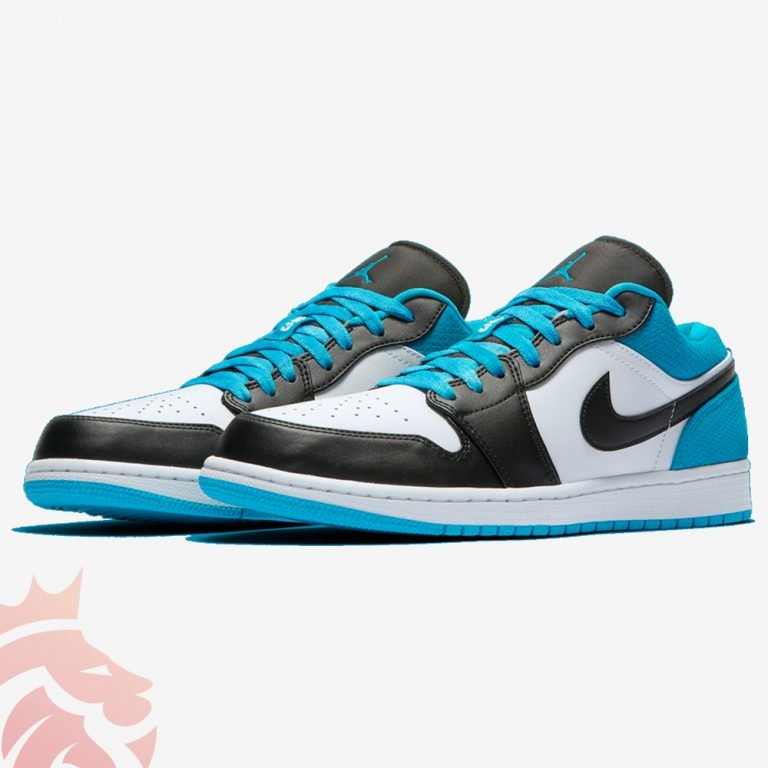 "Nike Air Jordan 1 Low SE ""Laser Blue"""