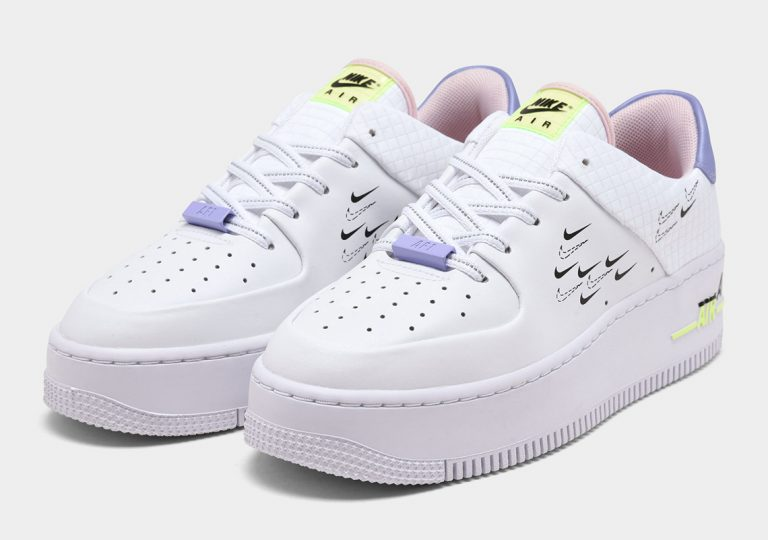 Women's Nike Air Force 1 Sage Easter 2020