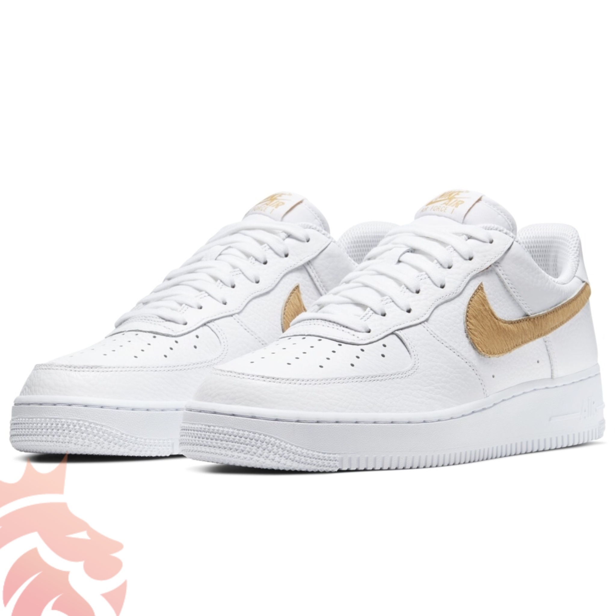 "Air Force 1 LV8 ""Club Gold"""