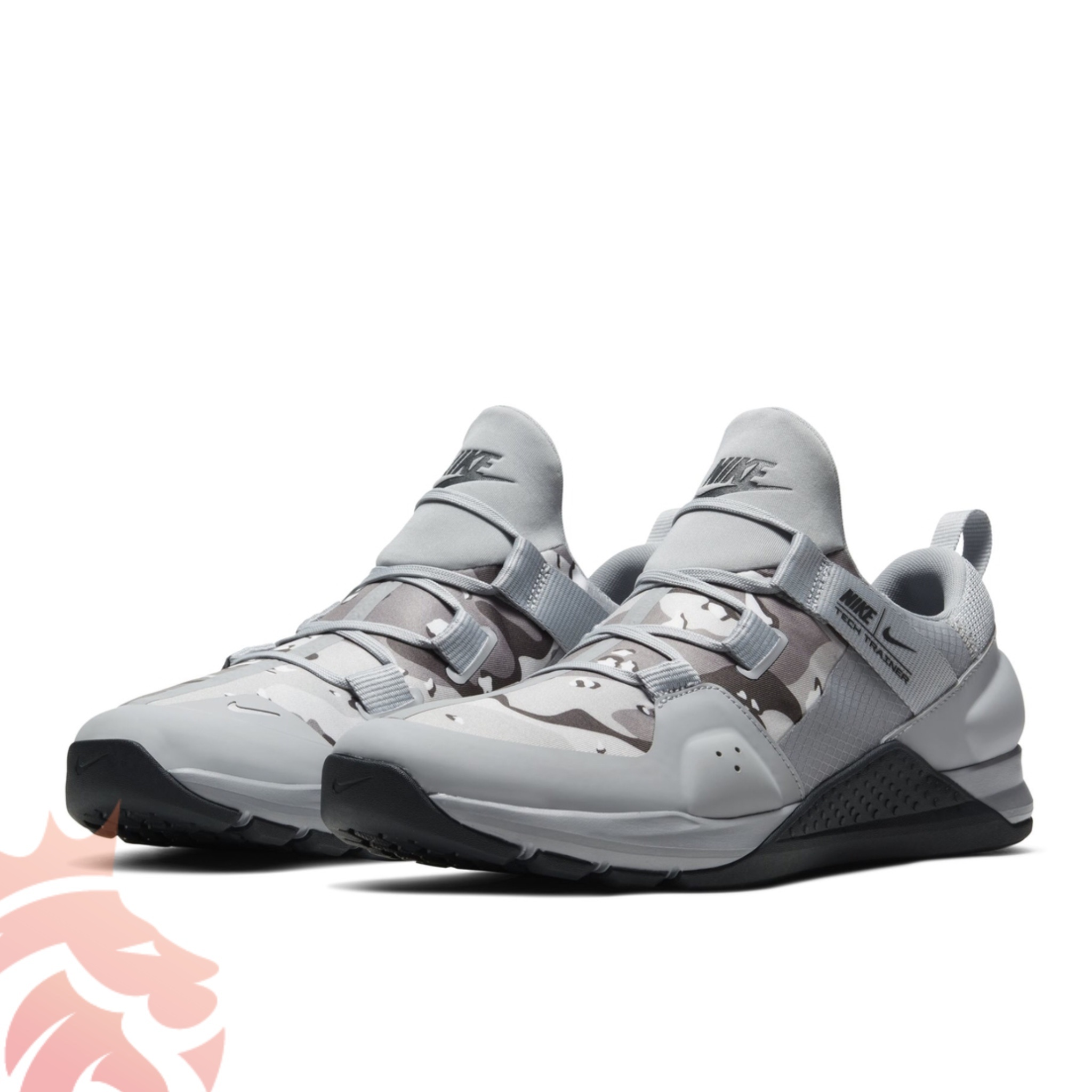 Nike Tech Trainer Grey Camo Colorway