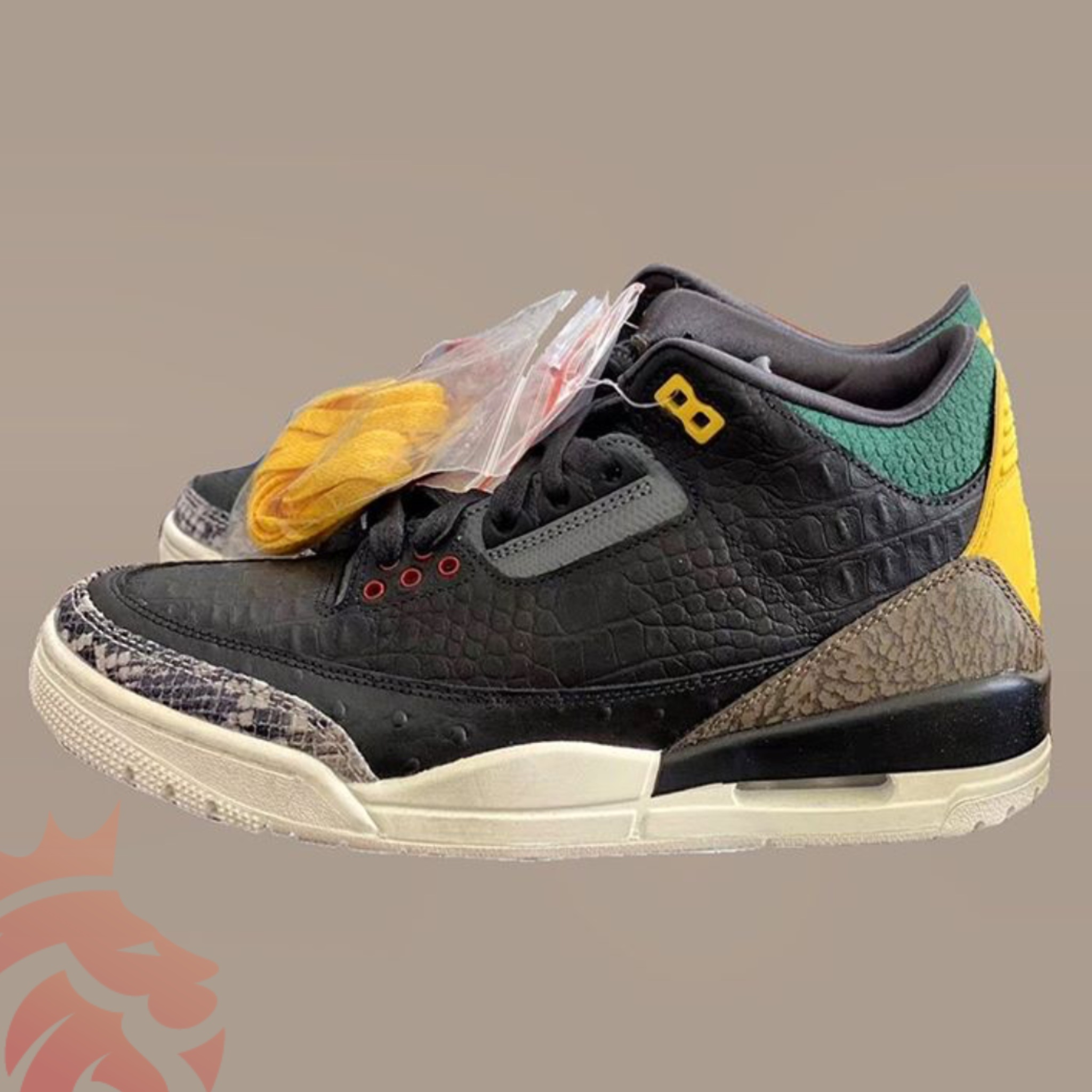 Air Jordan 3 Animal Instinct