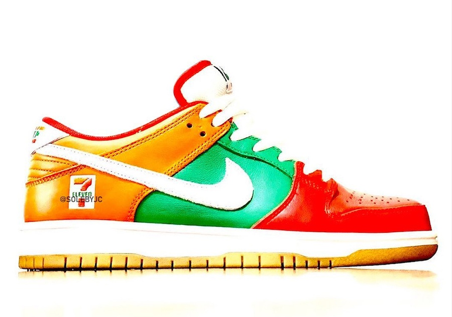 7-Eleven x Nike SB Dunk Low 2020