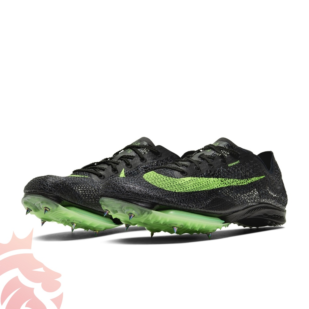 Nike Air Zoom Victory Black Electric Green