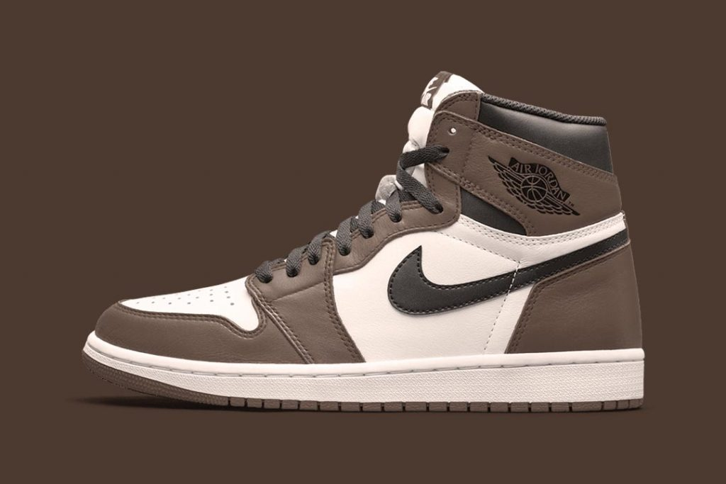 Air Jordan 1 Retro Hi OG Sail/Dark Mocha-Black-Black