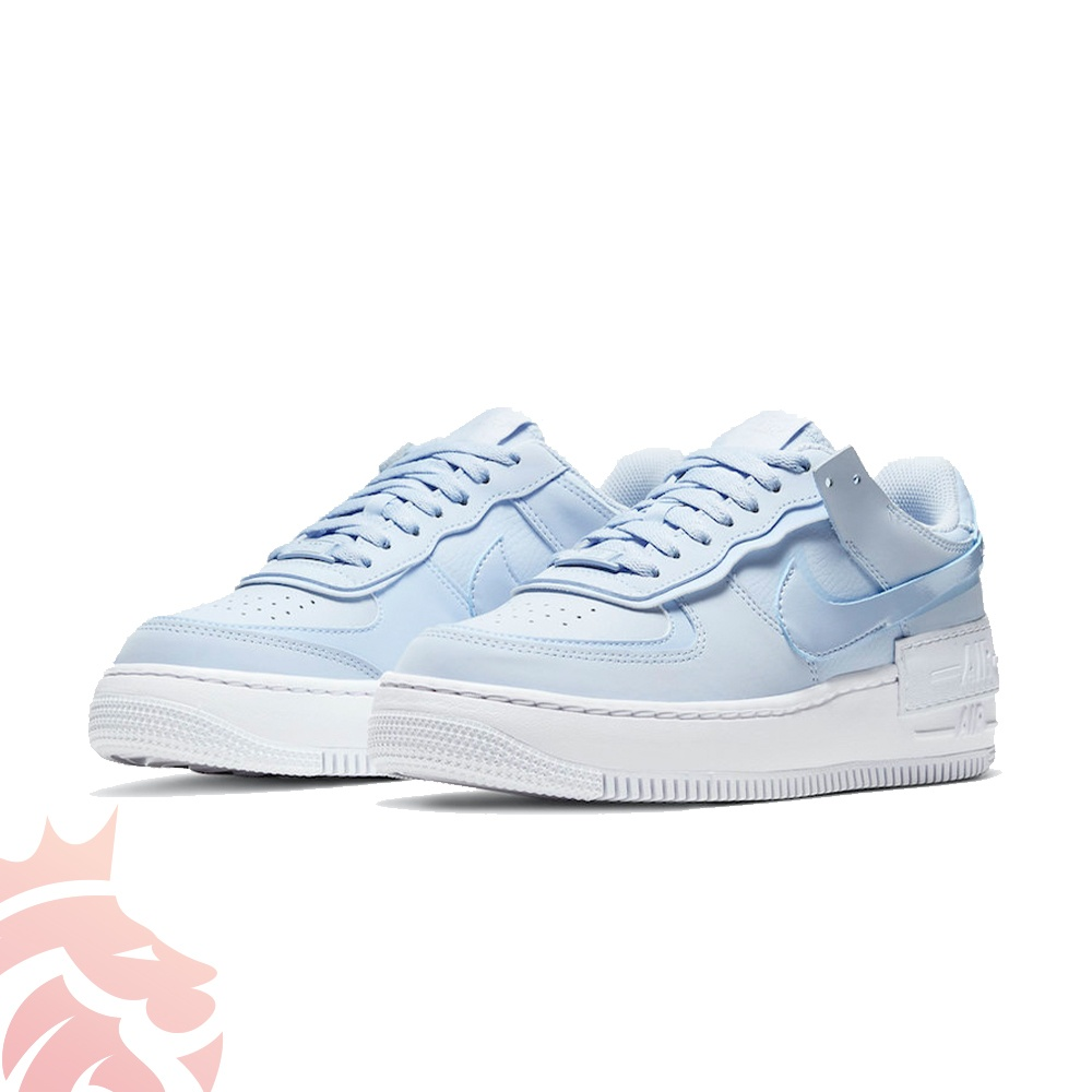 jordan air force 1 white and blue