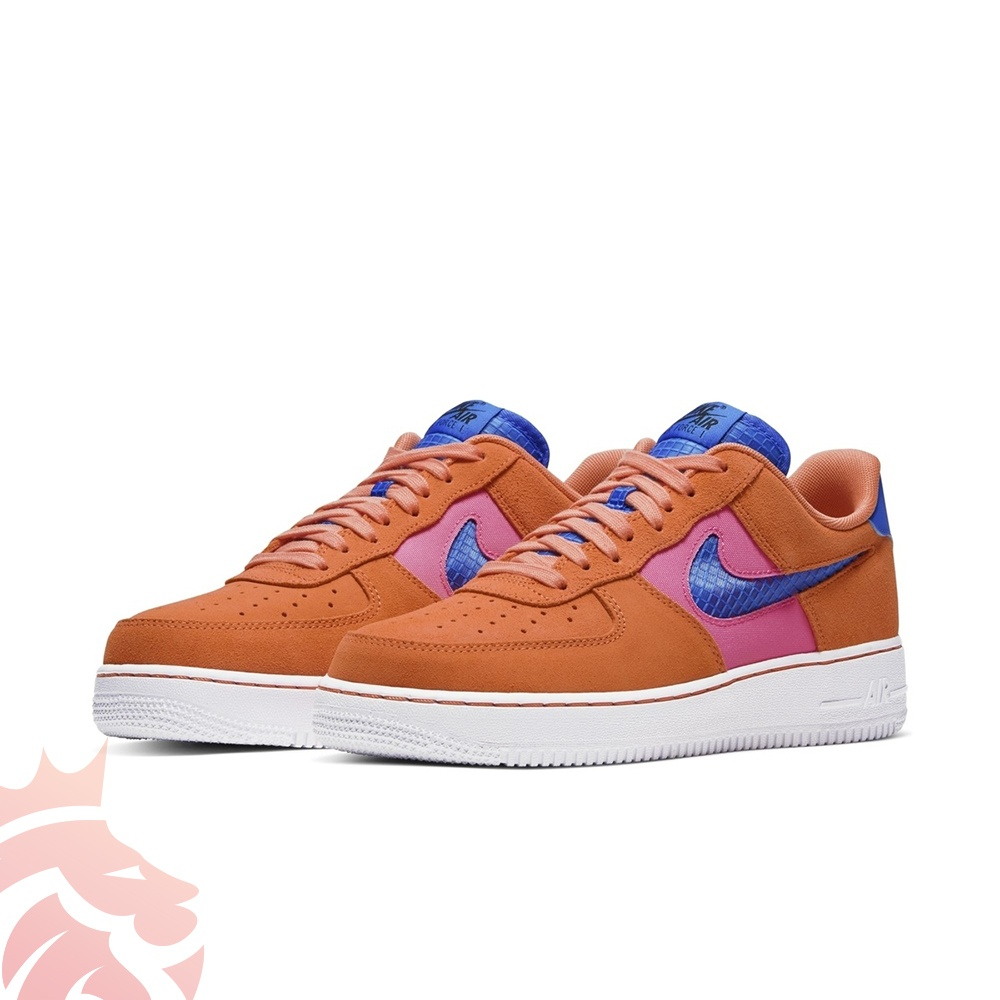 Air Force 1 '07 LV8 Orange Trance