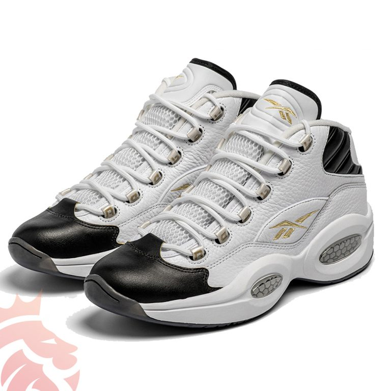 Reebok Iverson Question Mid Respect My Shine