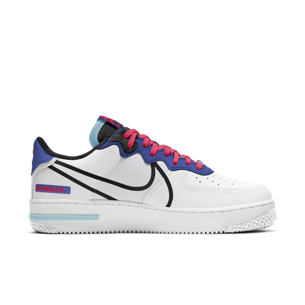 "Take a look at the upcoming Nike Air Force 1 React Low ""Astronomy Blue"" hopefully releasing sometime this Summer, retailing for $130. CT1020-102"