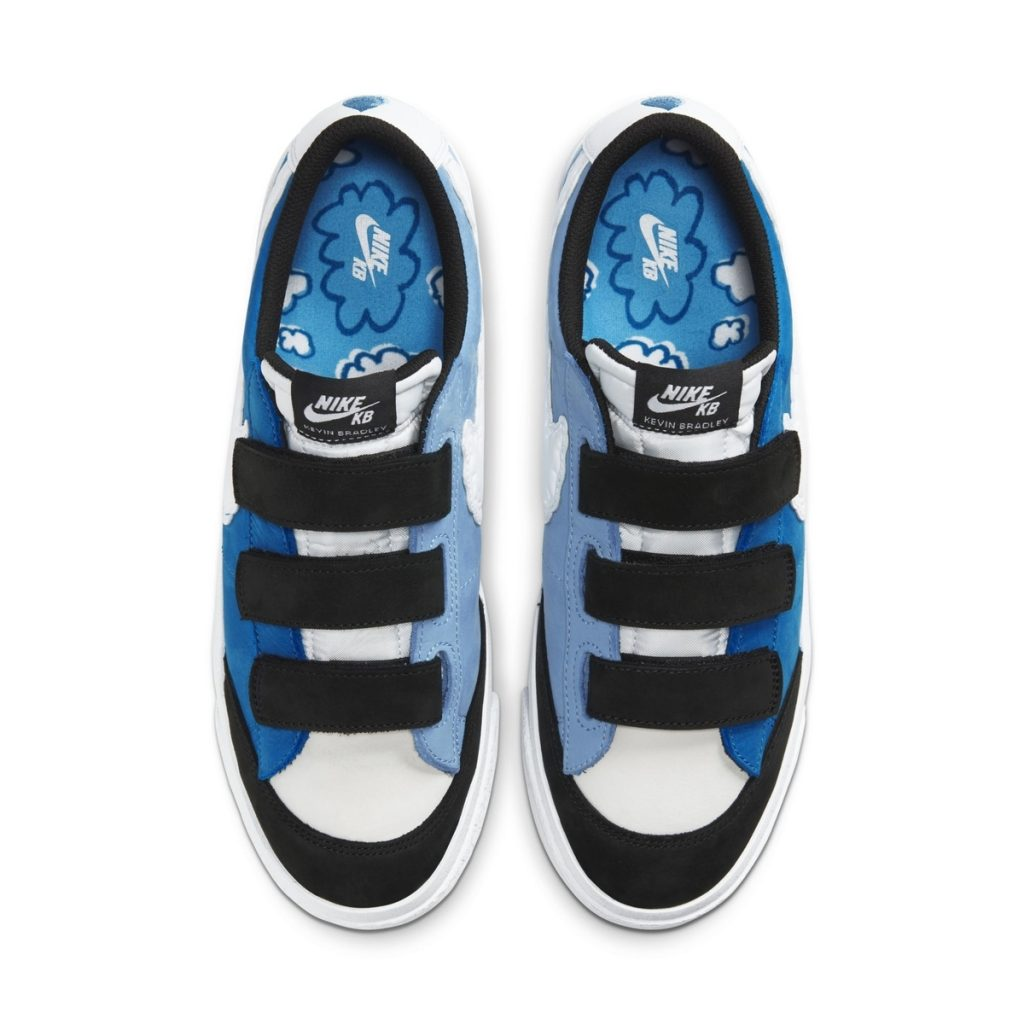 Battle Blue/White-University Blue CT4594-400 Nike SB