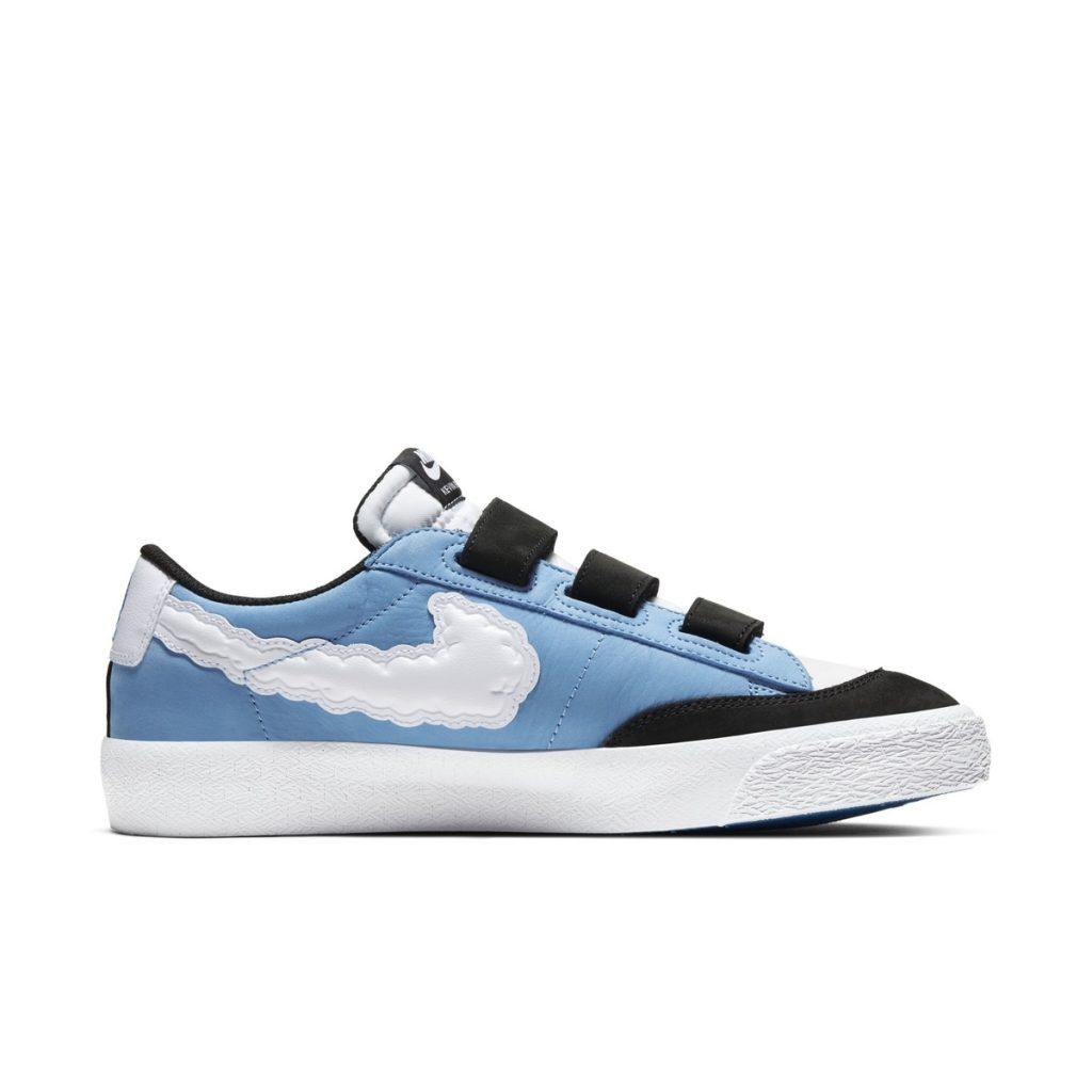 Nike SB x Kev Bradley Zoom Blazer Low  Kevin and Hell