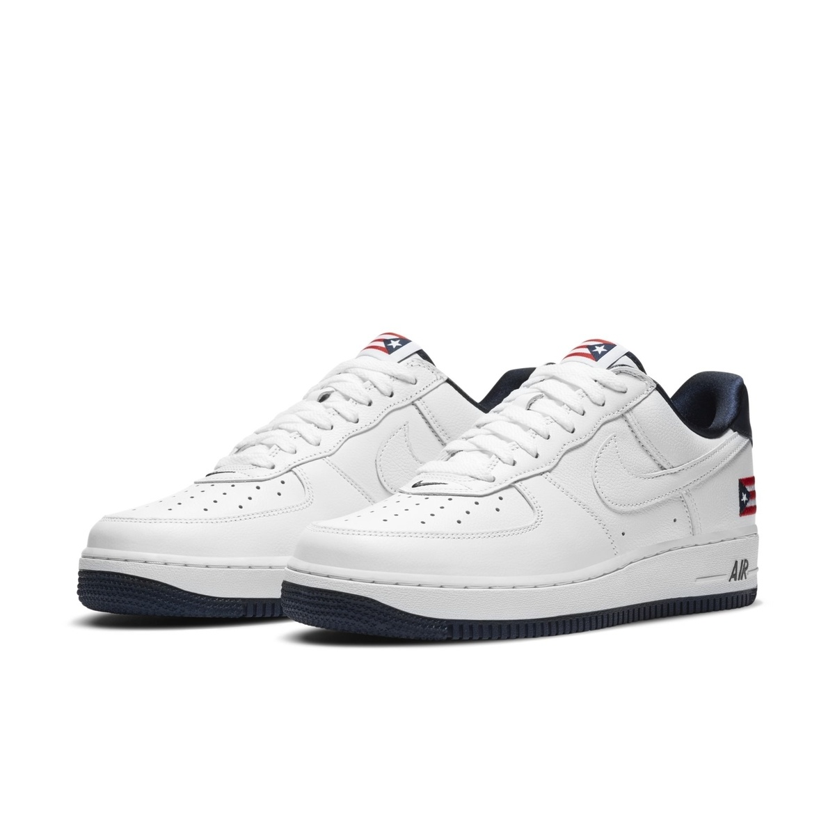 Nike Air Force 1 Retro QS Puerto Rico CJ1386-100