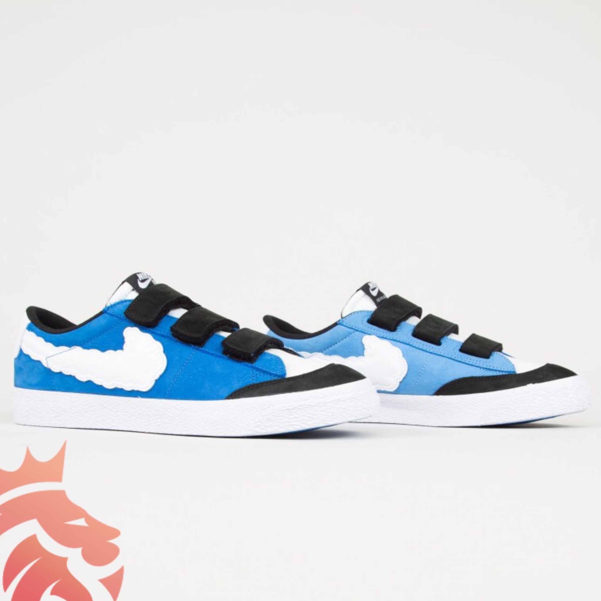 Nike SB x Kev Bradley Zoom Blazer Low AC XT Kevin and Hell CT4594-400