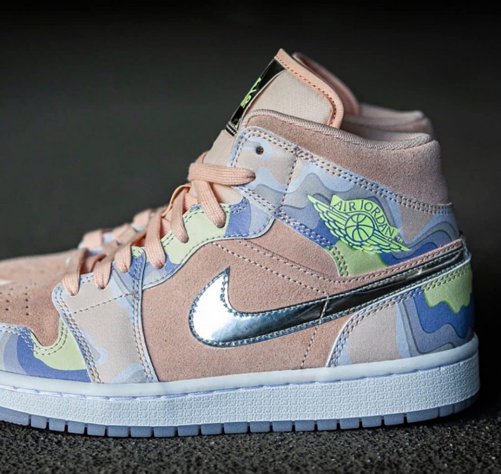 AJ 1 High P(HER)SPECTIVE June 2020 Release