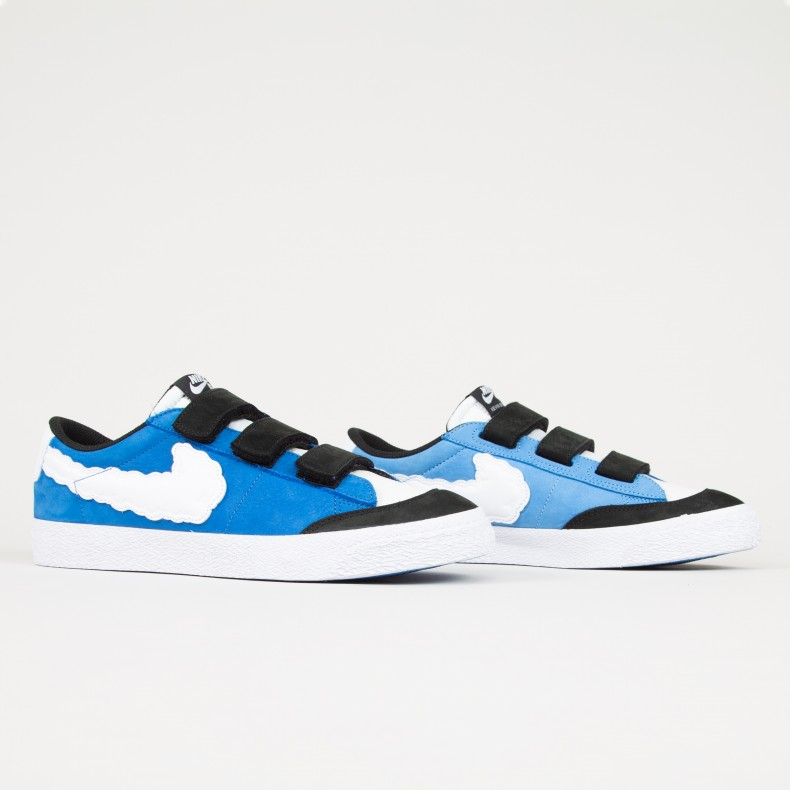 Nike SB x Kev Bradley Zoom Blazer Low AC XT Kevin and Hell