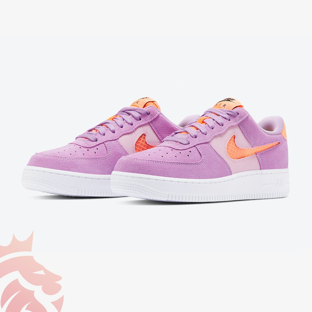 Nike Air Force 1 Violet Star