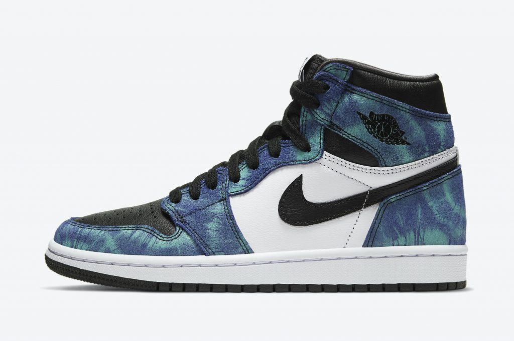 Jordan 1 High OG Tie Die Yankeekicks Sole Supplier
