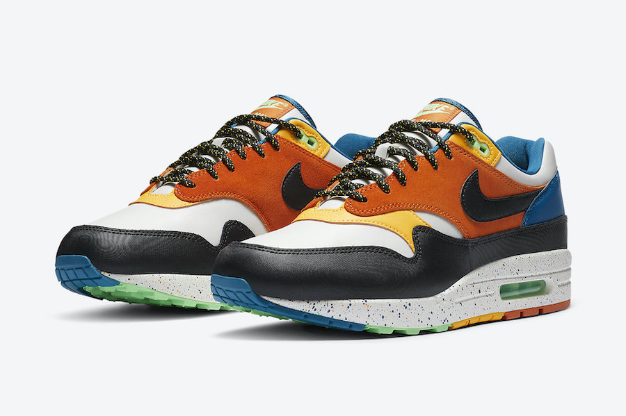 Nike Air Max 1 Trail Mix