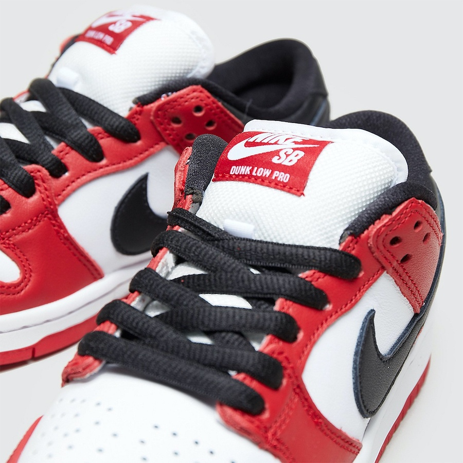 SB Dunk Low Chicago J-Pack