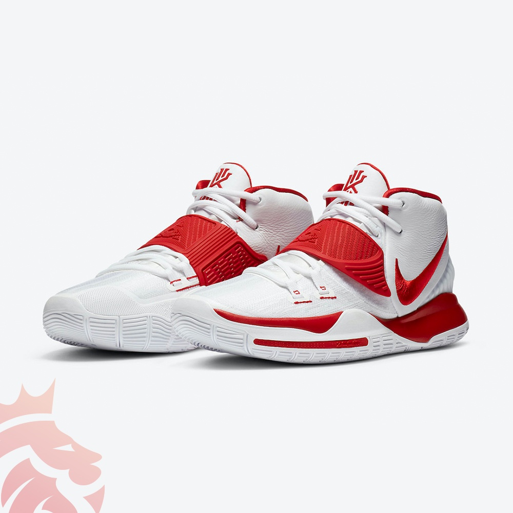 Nike Kyrie 6 University Red CZ4938-100