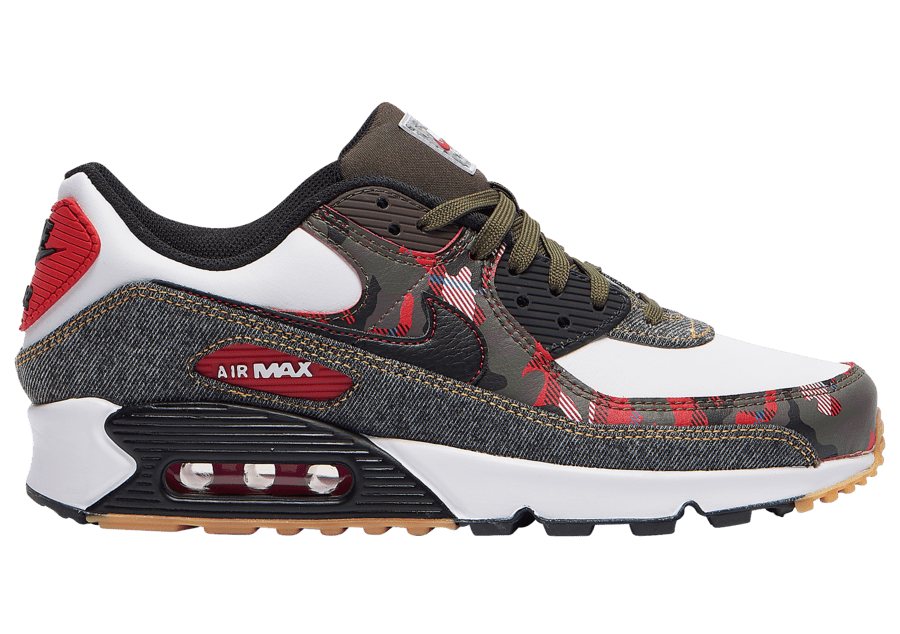 Air Max 90 Camo Denim