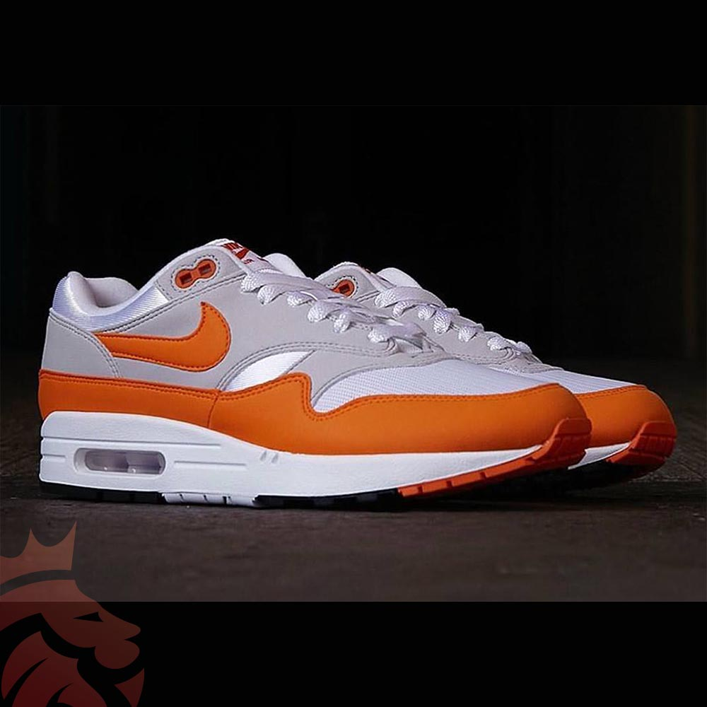 Nike Air Max 1 Anniversary Orange Fall 2020 AM 1