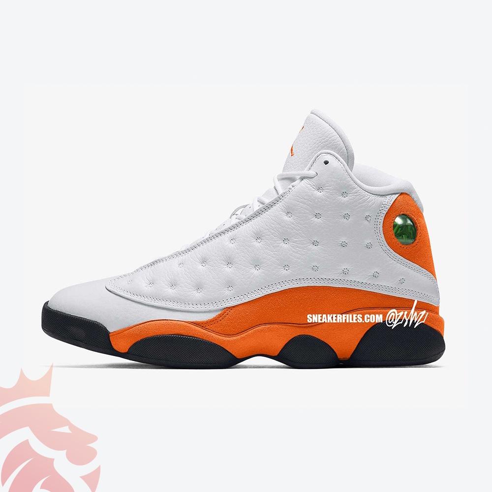 Starfish Air Jordan 13 2021