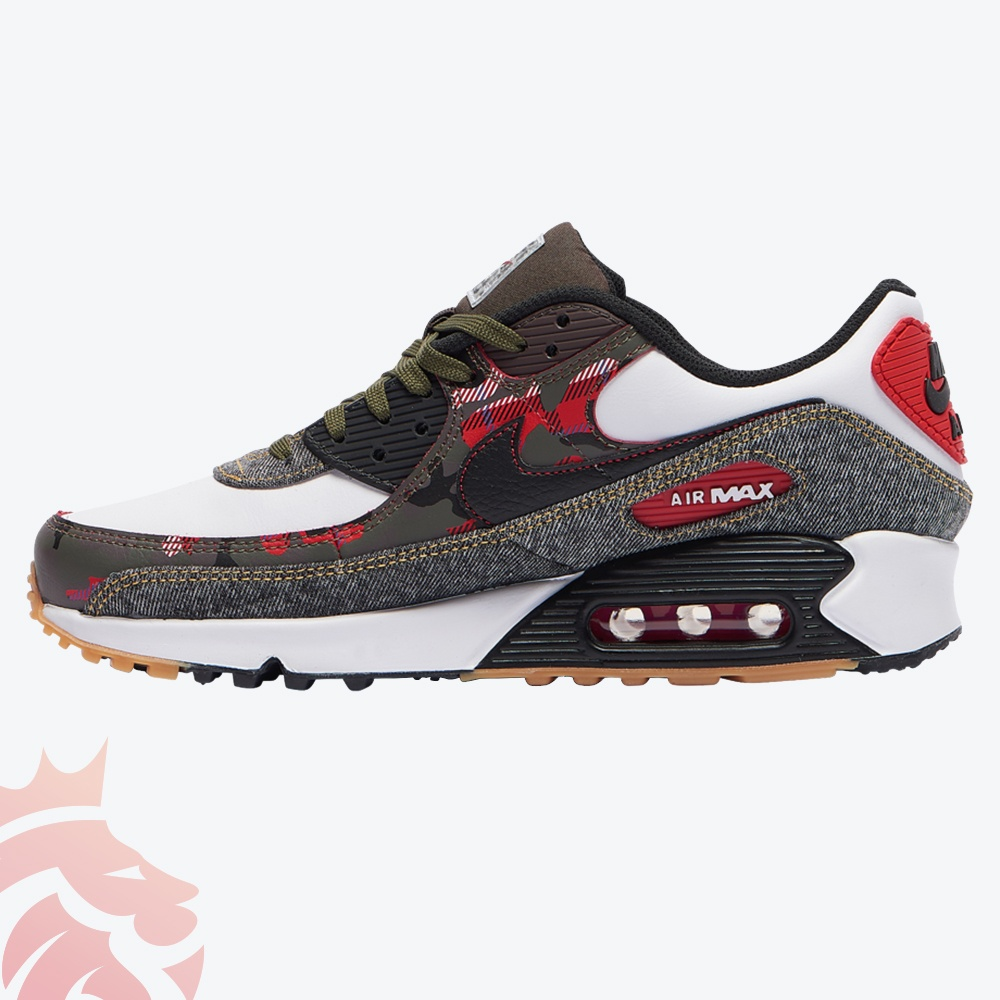 Nike am 90 camo denim