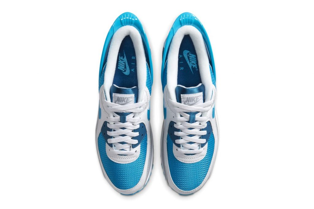 AM 90 Flyease Industrial Blue