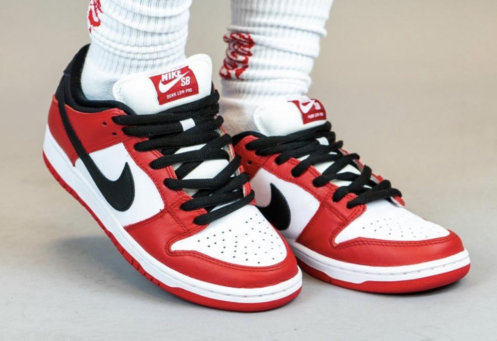 Yankeekicks Closet Nike SB Dunk Low Chicago