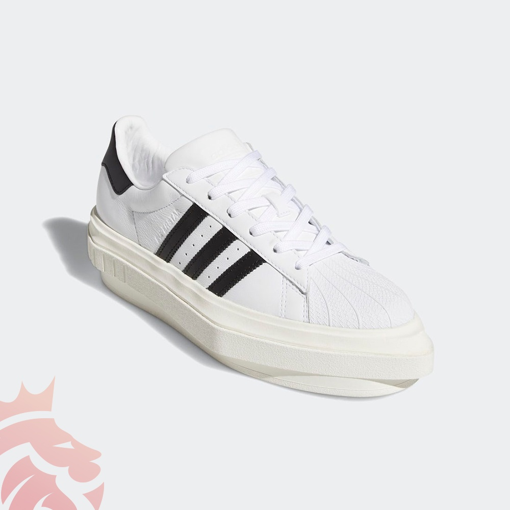 Beyonce x adidas Superstar Platform FY7730 Cloud White/Core Black-Off White