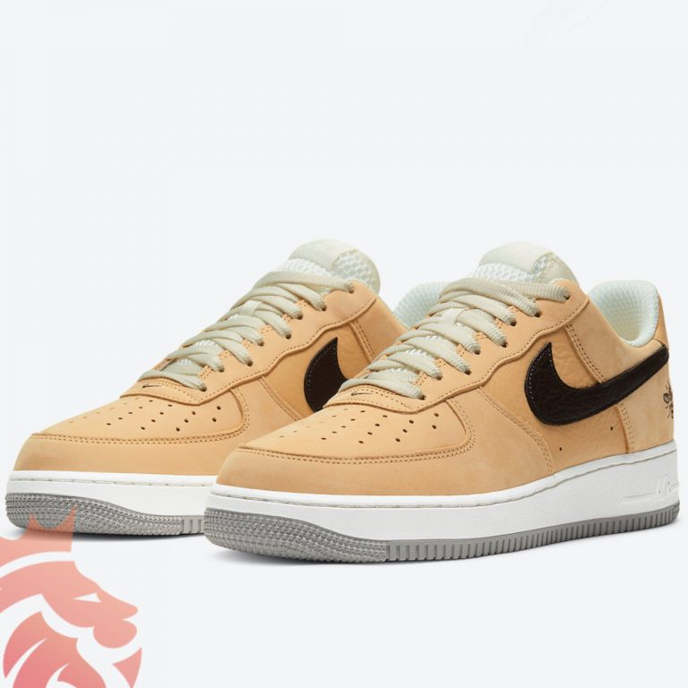 "Nike Air Force 1 ""Manchester Bee"" DC1939-200"