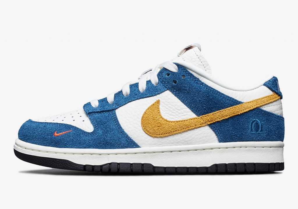 Industrial Blue Kasina Dunk Low