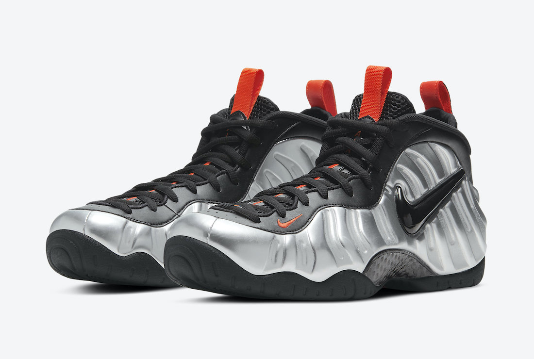 "Nike Air Foamposite Pro ""Halloween"""