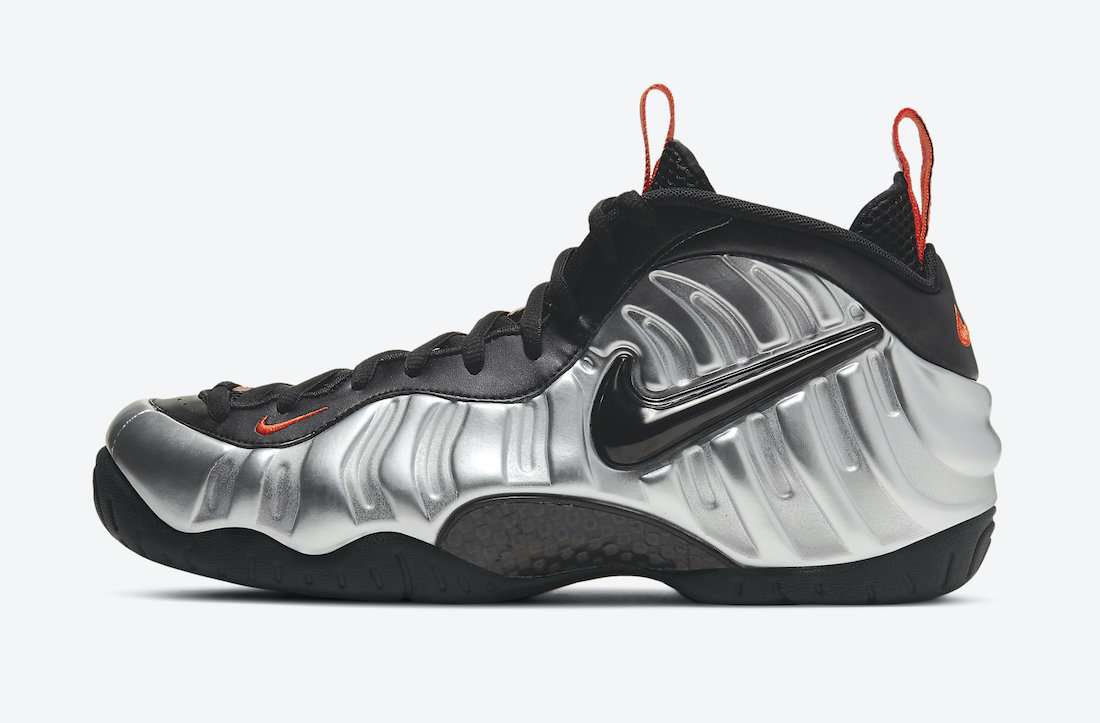 "Air Foamposite Pro ""Halloween"""
