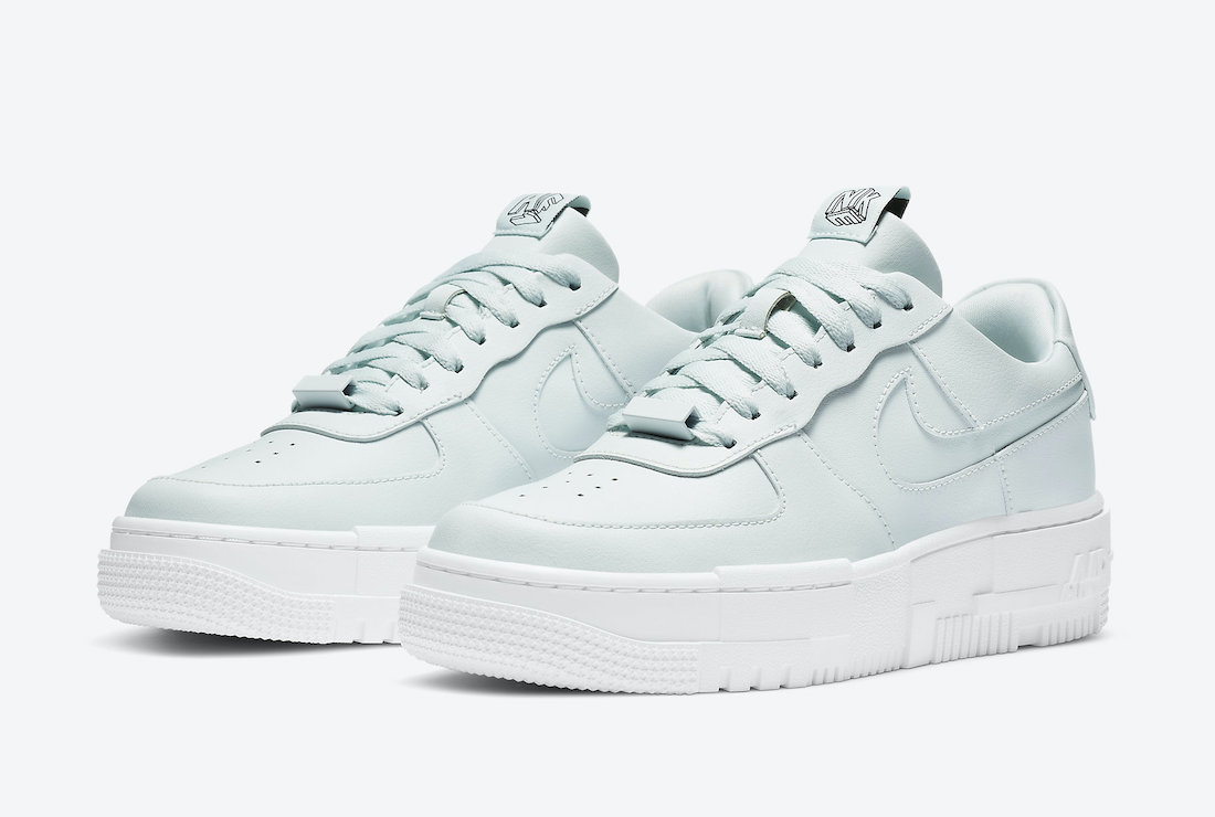 "Nike Air Force 1 Pixel ""Ghost Aqua"""