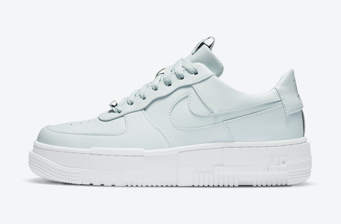 "Air Force 1 Pixel ""Ghost Aqua"""