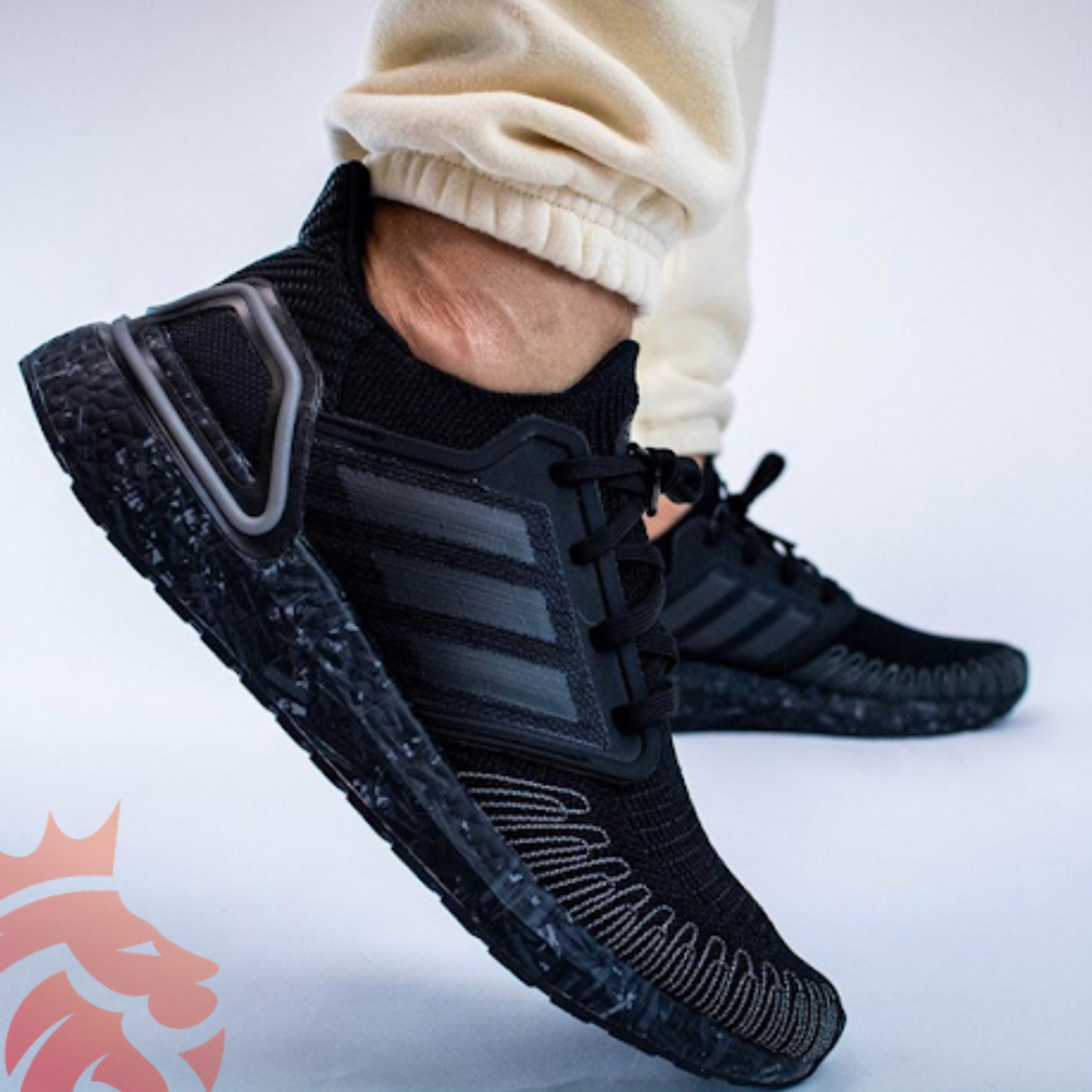 Yankeekicks On Feet James Bond 007 x adidas Ultra Boost 2020 FY0646 Core Black/Core Black-Iron Metallic