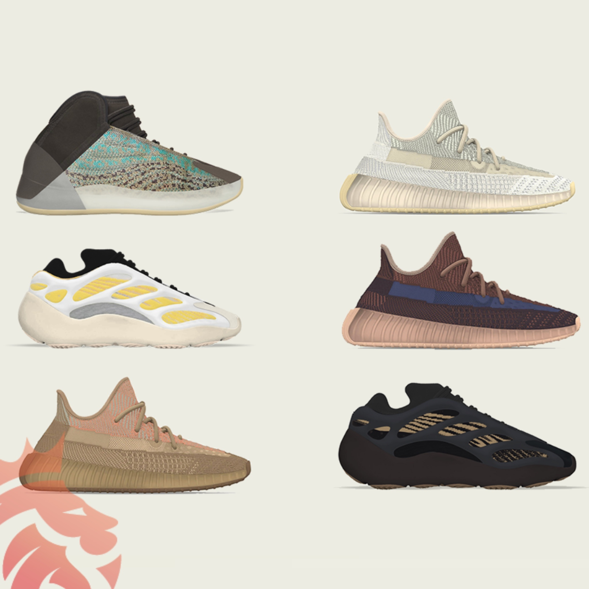 adidas Yeezy Fall Collection Name Changes