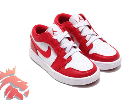 Air Jordan 1 Low PS Alt Gym Red