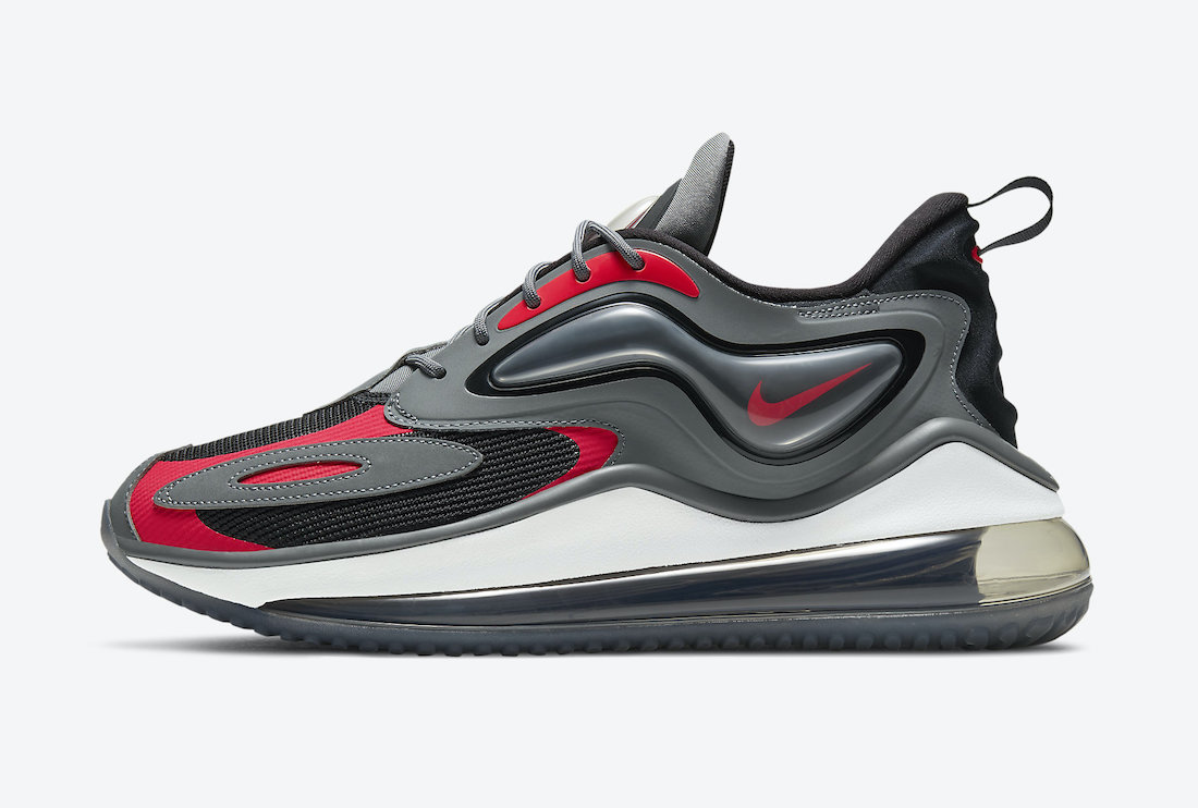 "Air Max Zephyr ""Grey and Red"""